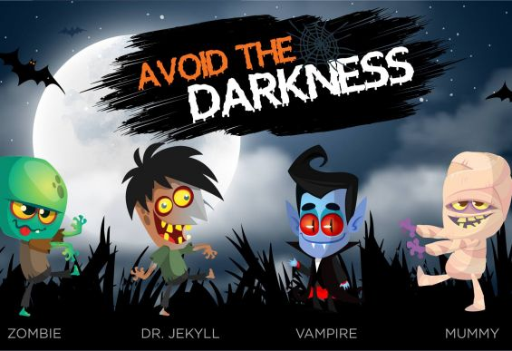 Avoid the Darkness