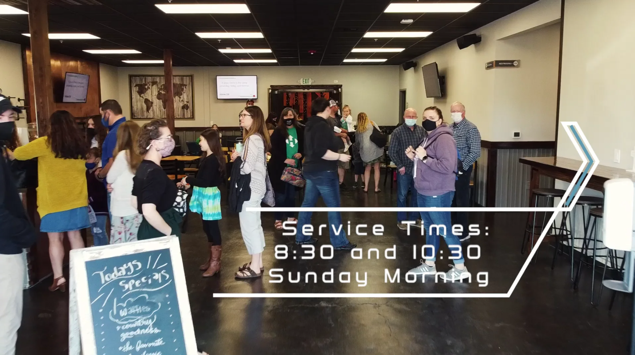 View the video about our church
